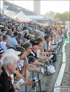 Det är publiken som ger sporten sin identitet.