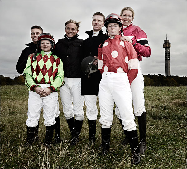 Jockeys på Djurgården